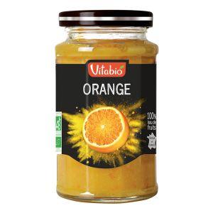 Vitabio Délice Orange purée de fruits Bio 290g
