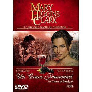 Mary Higgins Clark : Un crime passionnel (dvd05