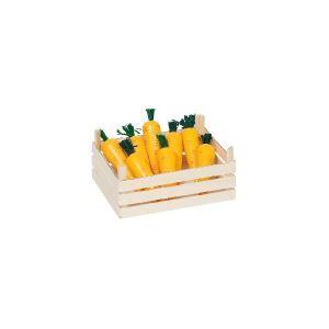 Goki 51677 - Carottes dans une cagette