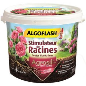 Algoflash Stimulateur de racines toutes plantations Agrosil - 900g