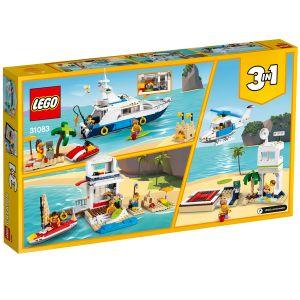 Lego 31083 - Creator : Les aventures en croisière