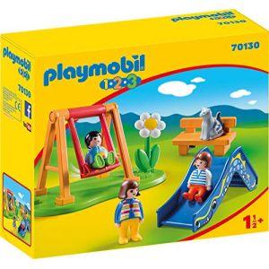 Playmobil 70130 - Parc de jeux 1.2.3