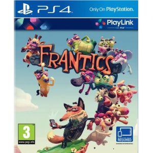 Frantics - Jeu PlayLink sur PS4