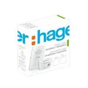 Hager Pack carillon 3 mélodies - 53620