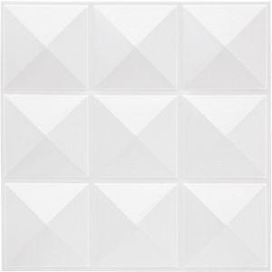 Atmosphera Sticker carrelage Pic - 9C X 6 - Blanc
