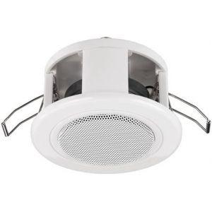 Monacor Haut-parleur Public Adress de plafond EDL-84/WS
