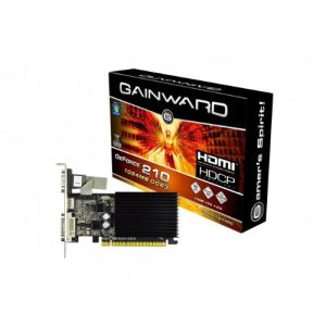 Gainward 1923 - Carte graphique GeForce 210 Passive 1 Go DDR3 PCI-E