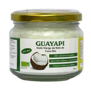 Guayapi Huile de coco vierge bio 300ml