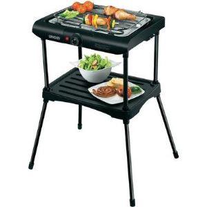 Unold Black Rack - Barbecue électrique sur pieds