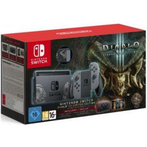 Nintendo Console Switch Diablo 3 édition limitée