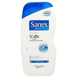 Sanex Dermo Kids - Gel douche corps & cheveux