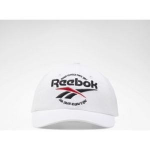 Reebok Casquette RTW Vector, Blanc - Taille One Size