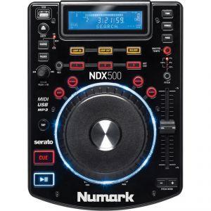 Numark NDX500 - Platines/lecteurs DJ à plat