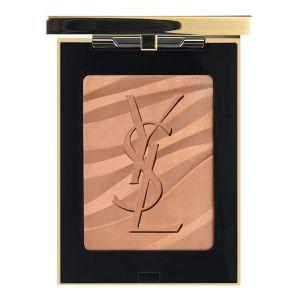 """Yves Saint Laurent Les Sahariennes 02 Fire Opal - Poudre """"Galet"""" ensoleillante - Edition Collector"""