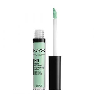 NYX Cosmetics HD Concealer - CW12: Green - 3 gr