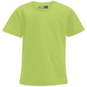 Promodoro T-shirt Premium Enfants, 140, vert lime sauvage