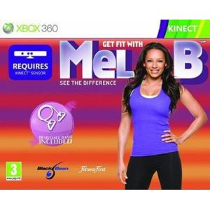 Get Fit with Mel B.  (compatible Kinect) + accessoires [XBOX360]