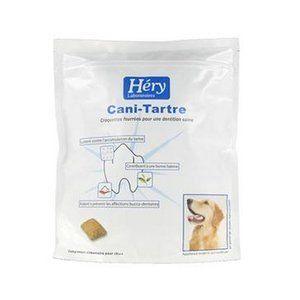 Héry Laboratoires Friandises chiens Cani-Tartre - Sachet de 300 g