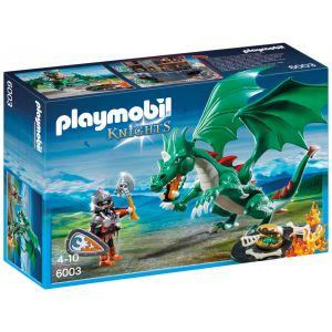 Playmobil 6003 - Chevalier + Grand Dragon