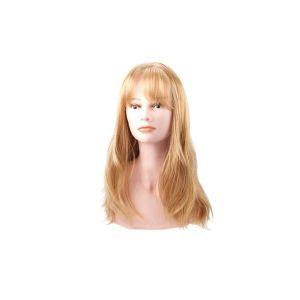 Beautydis Paula - Perruque longue 40-45 cm Blond clair doré 9.3