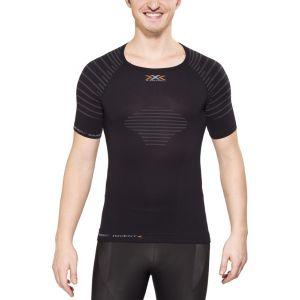 X-Bionic I020293 T-Shirt à manches courtes Homme Noir/Anthracite FR L (Taille Fabricant L)