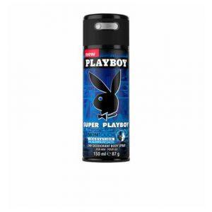 Playboy Super Man - Déodorant vaporisateur 150 ml