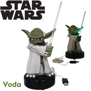 Joy Toy JOYTOY SW Personnage de Yoda avec épée lumineuse