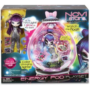 Giochi Preziosi Novi Stars Energy Pod avec poupée exclusive