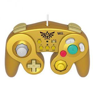 Hori Manette de Combat Link pour Wii U