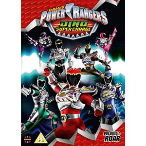Power Rangers Dino Super Charge: Vol 1 - Roar (Episodes 1-10) (2 Dvd) [Edizione: Regno Unito] [Import italien]