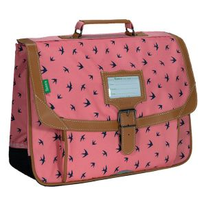 Tann's Cartable 38 cm Les Fantaisies Swann Rose