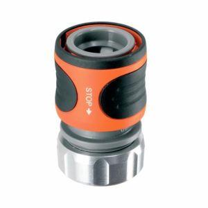 Gardena 8168-20 - Raccord Aquastop Premium pour tuyau 13-15 mm