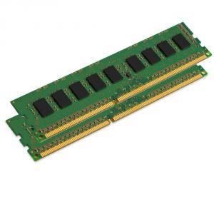 Kingston KVR16LN11K2/8 - Barrette mémoire ValueRAM 8 Go (2 x 4 Go) DDR3L 1600 MHz DIMM 240 broches