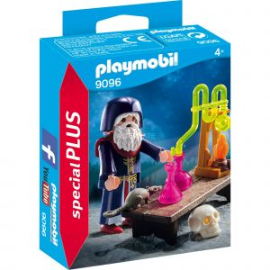 Playmobil 9096 - Special Plus : Alchimiste avec acessoires