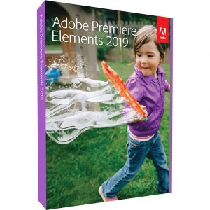 Premiere Elements 2019 [Mac OS, Windows]
