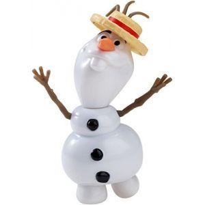 Mattel Figurine Olaf chanteur : La Reine Des Neiges Disney