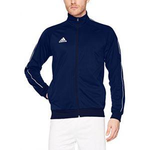 Adidas Core18 PES Veste de survêtement pour Homme 3XL Dark Blue/White