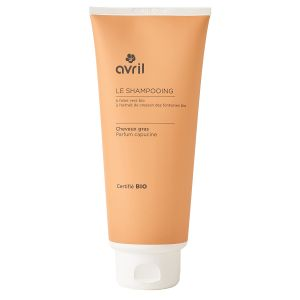 Avril Shampooing cheveux gras parfum capucine Certifié Bio