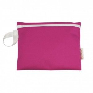 ImseVimse Pochette zippée rose