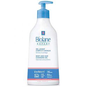 Biolane Expert - Gel lavant corps et cheveux