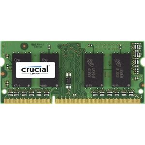 Crucial CT102464BF186D - Barrette mémoire 8 Go DDR3 1866 MHz SODIMM 240 broches CL13