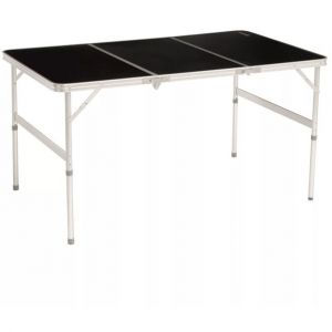 Outwell Table pliable Colinas 134 x 70 x 80 cm Noir 530086