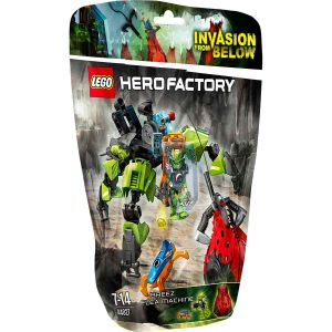 Lego 44027 - Hero Factory : Breez et sa machine de guerre