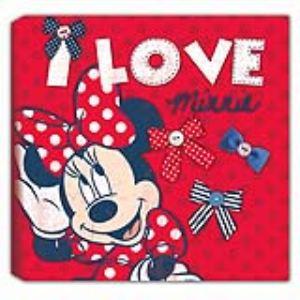 Petit tableau Minnie Mouse Disney