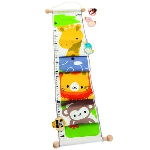 Plan Toys Toise Jungle en tissu