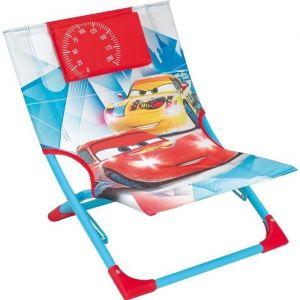 Fun House Chaise longue pour enfant Disney Cars