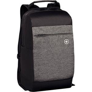 """Wenger Bahn sacoche d'ordinateurs portables 40,6 cm (16"""") Étui sac à dos Noir"""