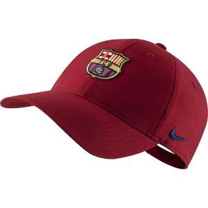Nike Casquette réglable Dri-FIT FC Barcelona Legacy91 - Rouge - Taille Einheitsgröße - Unisex