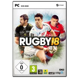 Rugby 18 sur PC