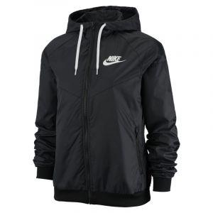 Nike Veste Sportswear Windrunner pour Femme - Noir - Couleur Noir - Taille L
